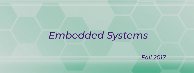 CS 0103 - Embedded Systems